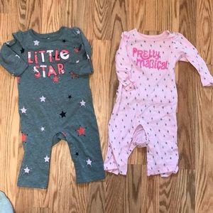 9 month baby girl body suits